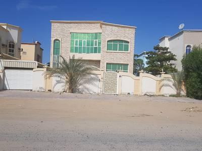 3 Bedroom Villa for Rent in Al Rawda, Ajman - HUGE VILLA 3 BEDROOMS HALL MAJLIS MAID ROOM/WASHING ROOM LOCAL ELECTRICITY///
