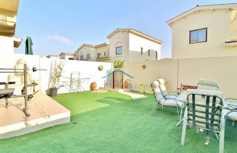 3 Bedroom Townhouse for Rent in Reem, Dubai - Fully Furnished - Type 3M - Mira 1