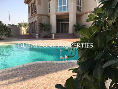 5 Bedroom Villa for Rent in Al Barsha, Dubai - Call Now! Massive 5BR with pool and complete outside quarter
