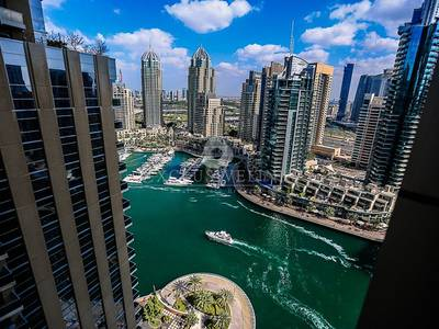 2 Bedroom Flat for Rent in Dubai Marina, Dubai - Brand new building  in tranquil location