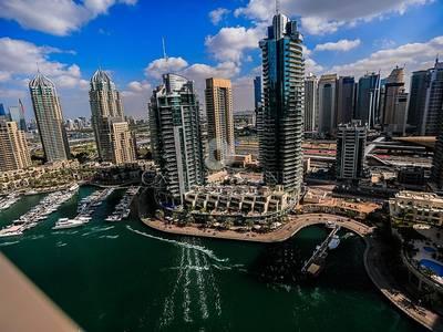 3 Bedroom Flat for Rent in Dubai Marina, Dubai - Amazing modern Marina apartment for rent
