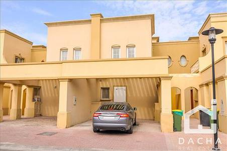 2 Bedroom Villa for Rent in The Springs, Dubai - Well Maintened  2 Bed – 4M Type