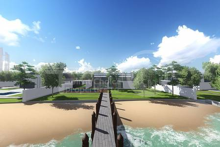Plot for Sale in Nareel Island, Abu Dhabi - Water Front Living.Outstanding Location.