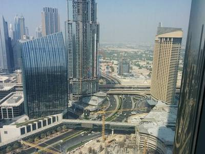 Studio for Sale in Downtown Dubai, Dubai - VACANT-Opera & Lake View I Studio I Burj Khalifa
