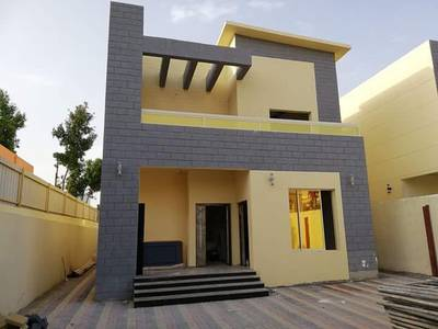 5 Bedroom Villa for Sale in Al Rawda, Ajman - Very good location close to Hajar Mosque and schools Choueifat and governance and Ajman Academy