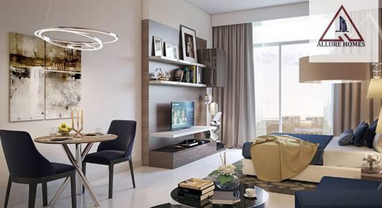 2 Bedroom Villa for Sale in Aljada, Sharjah - Designer Style With Leafy Parkland Views