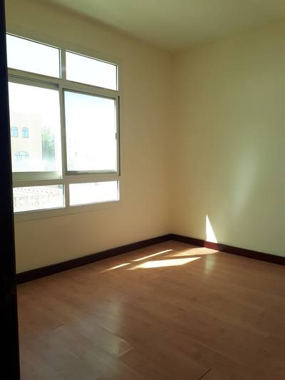 1 Bedroom Flat for Rent in Airport Street, Abu Dhabi - Nice 1 Bedroom and living room w/Tawteeq! No commission!