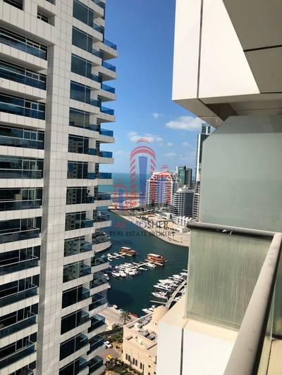 Studio for Sale in Dubai Marina, Dubai - Partial Marina View I Studio I Escan Marina
