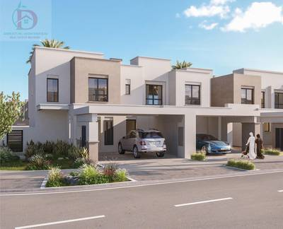 3 Bedroom Townhouse for Sale in Town Square, Dubai - Townhouse
