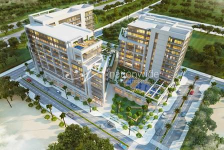 2 Bedroom Apartment for Sale in Saadiyat Island, Abu Dhabi - High ROI! 2 Bedroom Apartment w/ Balcony