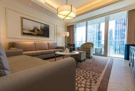 2 Bedroom Apartment for Sale in Downtown Dubai, Dubai - Brand New 2 Bedroom Burj Khalifa View