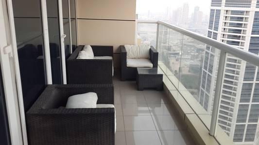 3 Bedroom Apartment for Rent in Dubai Marina, Dubai - Sulafa Tower 3 Bedroom With Balcony For Ren