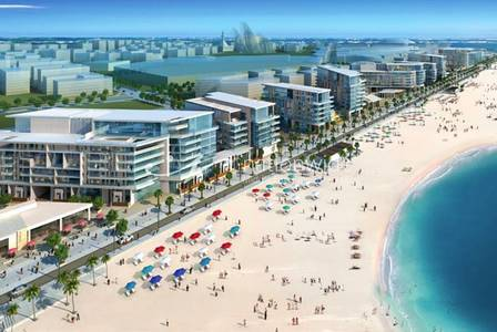 4 Bedroom Apartment for Sale in Saadiyat Island, Abu Dhabi - Waterfront 4BR w/ Exciting Payment Plan!