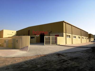 Warehouse for Sale in Jebel Ali, Dubai - Fully Rented with High Return