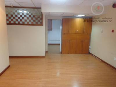 Office for Rent in Bur Dubai, Dubai - PARTITIONED OFFICE AVAILABLE AT AL KHALEEJ CENTRE