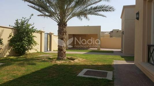 4 Bedroom Villa for Rent in Al Barsha, Dubai - 4BR+Maid | Newly Refurbished Villa | Garden| Barsha South