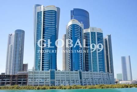 Studio for Rent in Al Reem Island, Abu Dhabi - Studio Apt. for rent in Hydra C6 Tower