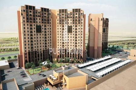 1 Bedroom Flat for Rent in Mussafah, Abu Dhabi - One Month Free For brand New Luxury tower in Mussafah Gardens.