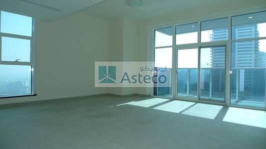 2 Bedroom Apartment for Rent in Dubai Marina, Dubai - High Floor 2 Bedroom  in  Marina Arcade