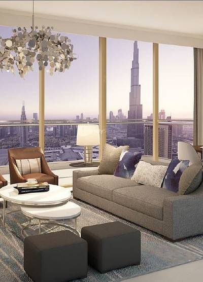 1 Bedroom Apartment for Sale in Downtown Dubai, Dubai - 1 Bedroom in Downtown Dubai | High Floor
