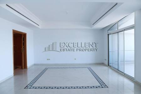 4 Bedroom Flat for Rent in Tourist Club Area (TCA), Abu Dhabi - Nice 4 Bedroom Flat with Maids Room and Parking in Al Mina