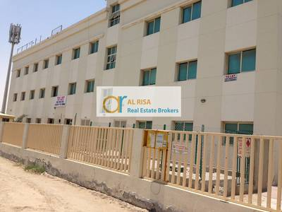 Labour Camp for Rent in Dubai Investment Park (DIP), Dubai - 46 Rooms Independent Camp Available at DIP 1 (G+2)
