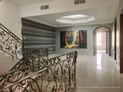 5 Bedroom Villa for Rent in Al Nahyan, Abu Dhabi - Unique 5-Masters BR Amazing villa With Private Pool!