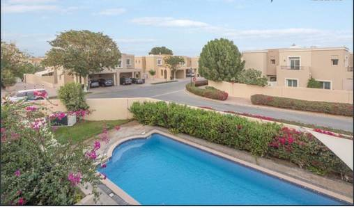 4 Bedroom Villa for Sale in Arabian Ranches, Dubai - Must See  !!! Huge Corner Plot 4 Beds+M+S with Pool