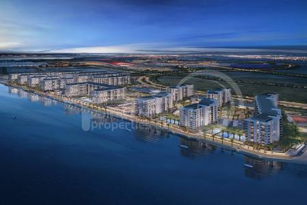 Studio for Sale in Yas Island, Abu Dhabi - Captivating Location!Off Plan Studio inYas