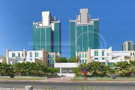 2 Bedroom Apartment for Rent in Al Reem Island, Abu Dhabi - Vacant Unit.Beautiful Residential Building
