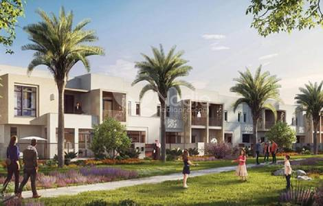 3 Bedroom Villa for Rent in Town Square, Dubai - Type 5 | 3BR + Maid | Hayat Villa | Townsquare FOR RENT