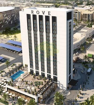 Building for Sale in Jumeirah, Dubai - Amazing Investment| 5% DP| 40% Revenue|Rove Hotel City Walk