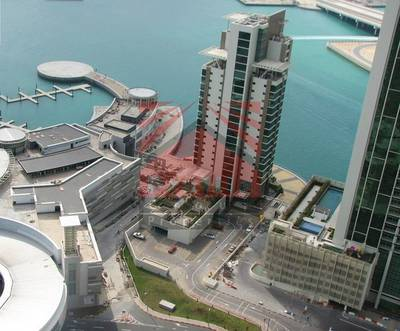 1 Bedroom Apartment for Rent in Al Reem Island, Abu Dhabi - 1 Bedroom with Sea View for Rent in Marina Heights