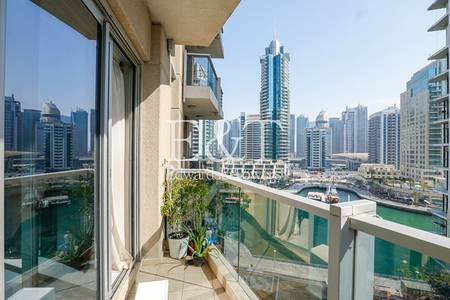 2 Bedroom Apartment for Sale in Dubai Marina, Dubai - Its a Real Deal | 2 + Study in low floor