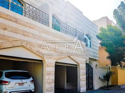 5 Bedroom Villa for Rent in Al Muroor, Abu Dhabi - Affordable, Unique 5 Master Bed Villa on Muroor Road!