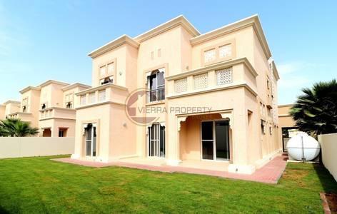 5 Bedroom Villa for Sale in Dubai Silicon Oasis, Dubai - Single Row I  Big Plot  I Close to Pool