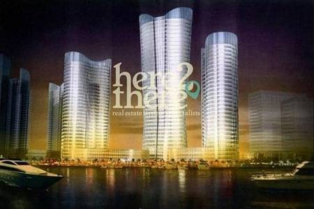 2 Bedroom Apartment for Rent in Al Reem Island, Abu Dhabi - Luxurious & Spacious 2BR Apartment in Sigma +1month Free