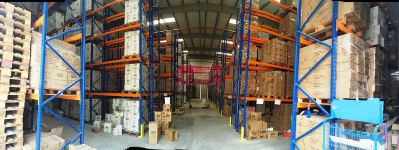 Warehouse for Sale in Saif Zone (Sharjah International Airport Free Zone), Sharjah - Large Commercial / Industrial Warehouse  - high power - SAIF Zone