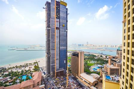 2 Bedroom Apartment for Sale in Jumeirah Beach Residence (JBR), Dubai - Stunning Full Sea Views || Vacant 2 Beds