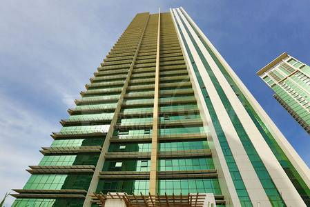1 Bedroom Flat for Rent in Al Reem Island, Abu Dhabi - 2 Payments! Elegant High Floor 1BR Flat.