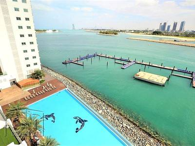 1 Bedroom Flat for Rent in Palm Jumeirah, Dubai - Immaculate 1BED Hi Floor Marina Burj View