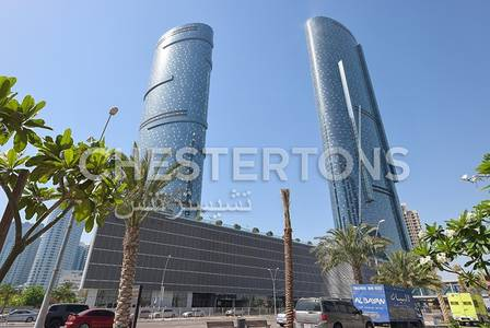 Office for Rent in Al Reem Island, Abu Dhabi - Stunning Office Space- Ready to Move in