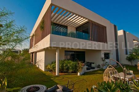 4 Bedroom Villa for Rent in Yas Island, Abu Dhabi - Rent Now! Corner Single Row 4BR Villa