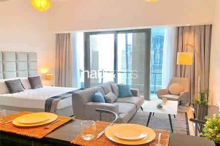 Penthouse for Rent in Dubai Marina, Dubai - Penthouse Studio | Furnished/Unfurnished