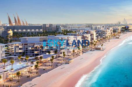 1 Bedroom Flat for Sale in Saadiyat Island, Abu Dhabi - live by the beach ! 5% down payment only