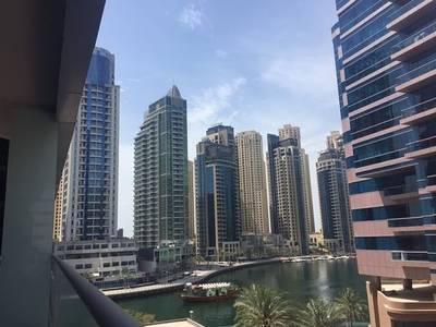 1 Bedroom Apartment for Rent in Dubai Marina, Dubai - 1 B/R+Balcony, Marina View, Dubai Marina