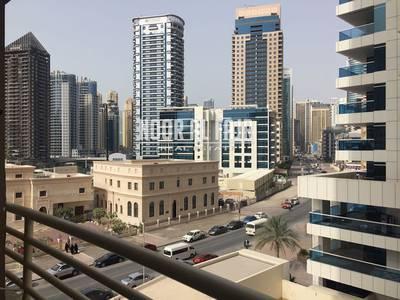 Studio for Rent in Dubai Marina, Dubai - PAY 4 Cheques Studio+Balcony in Manchester