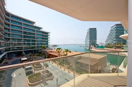 2 Bedroom Flat for Sale in Al Raha Beach, Abu Dhabi - Full Sea View! Totally Brand New 2BR w/ Big Balcony