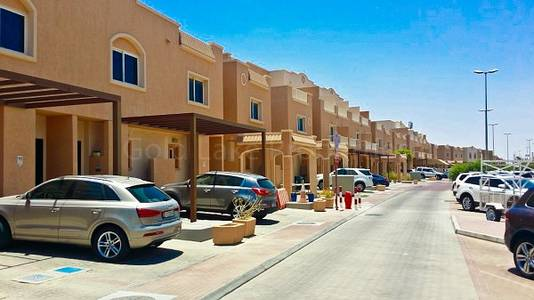 2 Bedroom Villa for Rent in Al Reef, Abu Dhabi - 90k Only! Arabian Villa w/ EXTRA EXTENDED Garden