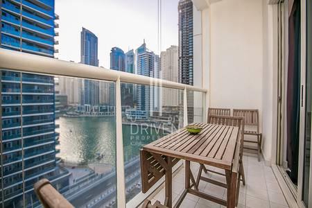 Studio for Sale in Dubai Marina, Dubai - For Sale Studio Apartment in Marina View